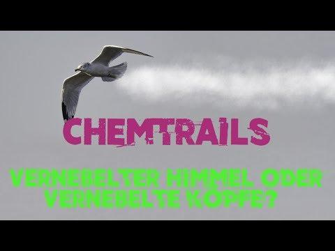 Chemtrails - Vernebelter Himmel oder vernebelte Köpfe?