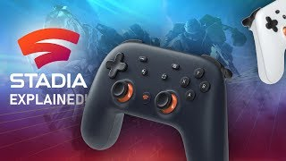 Google Stadia - Everything You Need To Know Right Now!