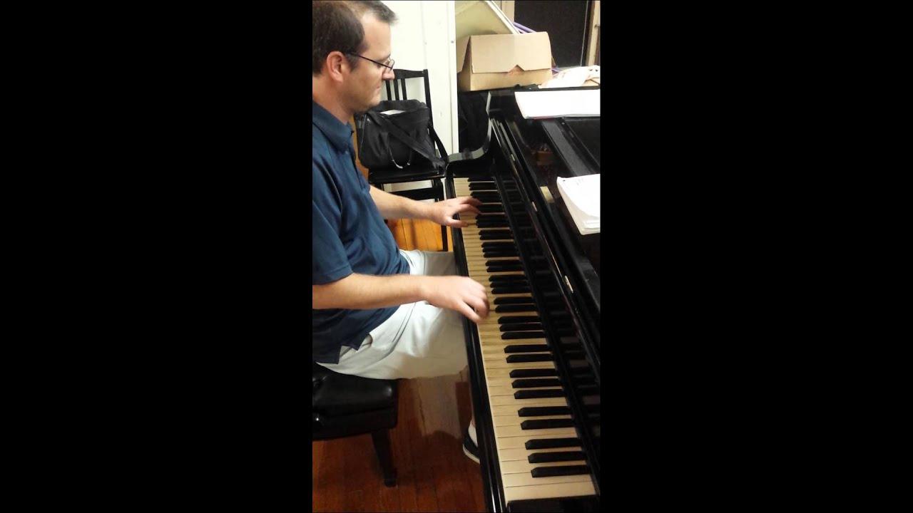 Reharmonization Of The Van Halen Tune Jump Youtube