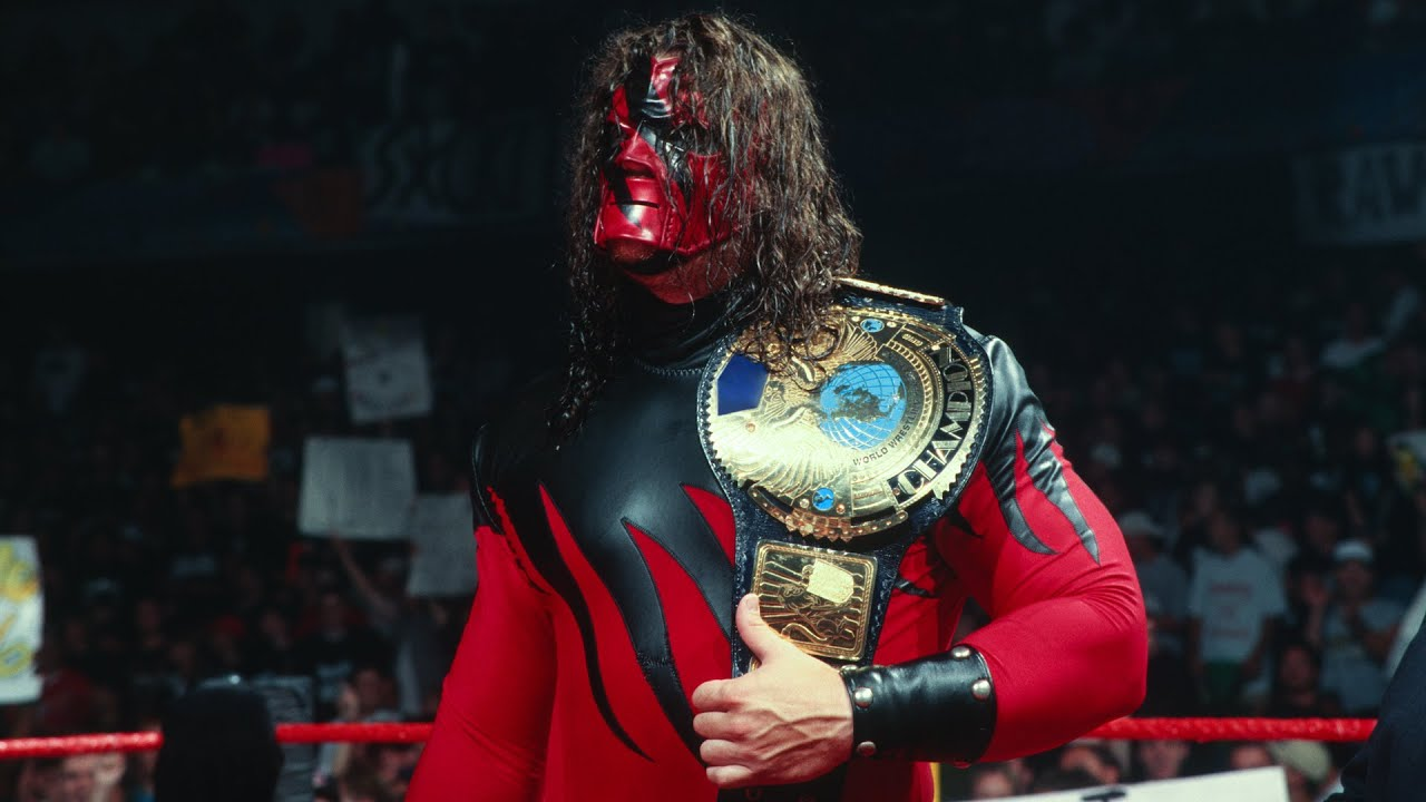 Download All of Kane's championship victories: WWE Milestones