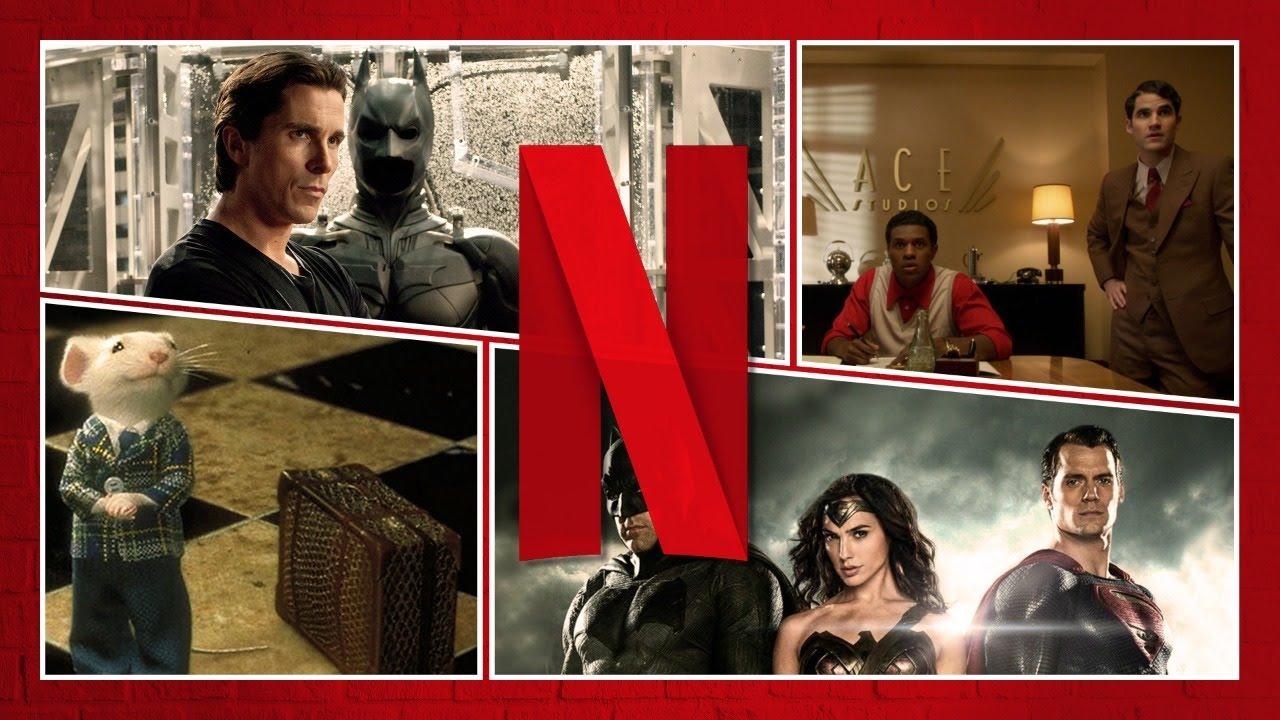 Estrenos de NETFLIX en mayo 2020 (cine y series)