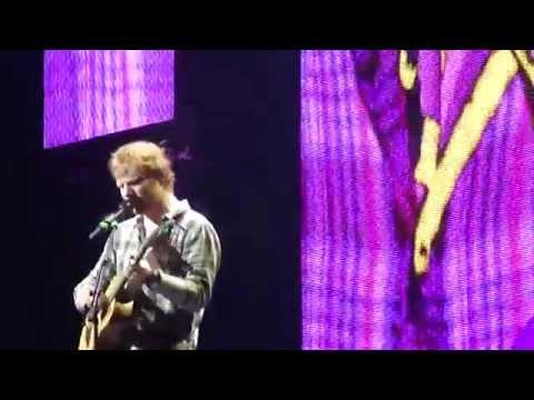 ed sheeran - sing (6/10/15)