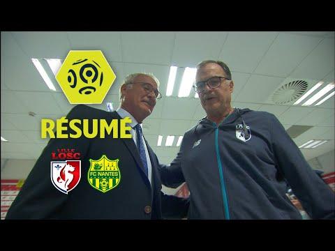 LOSC - FC Nantes (3-0)  - Résumé - (LOSC - FCN) / 2017-18
