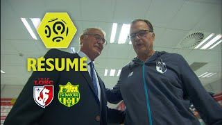 Video LOSC - FC Nantes (3-0)  - Résumé - (LOSC - FCN) / 2017-18 download MP3, 3GP, MP4, WEBM, AVI, FLV Oktober 2017