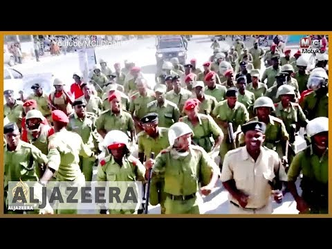 🇹🇿 Tanzanian protest fails amid heavy police presence | Al Jazeera English