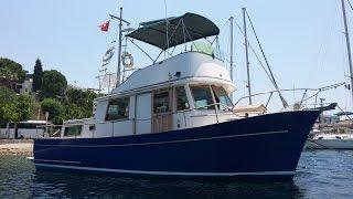 34 chb trawler minnie
