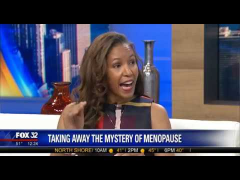 Dr Nicole E Williams of The Gynecology Institute on FOX Chicago