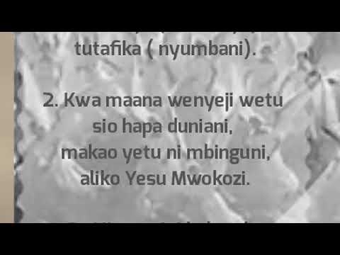 Download NYUMBANI HATIMAYE-KINYEREZI