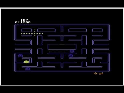 Pac-Man (Commodore 64)
