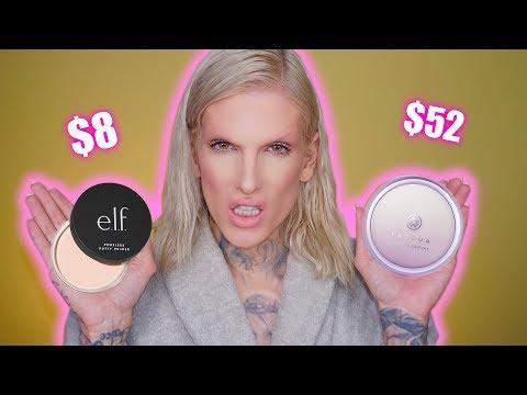 $8.00 ELF Primer VS. $52.00 Tatcha Primer