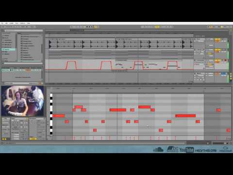 """Ableton Tutorial: What Makes A Song """"Catchy""""? (Glitch Hop, Chord Progression, Musical Theory)"""
