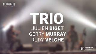 Trio Julien Biget - Gerry Murray - Rudy Velghe live at Muziekpublique