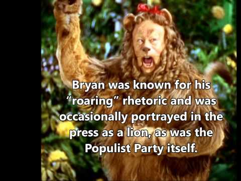 The Wizard of Oz: Social Commentary on the Populist Movement