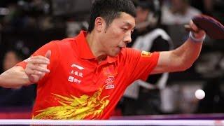 China Open 2014 Highlights: Xu Xin VS Zhang Jike (SEMI)