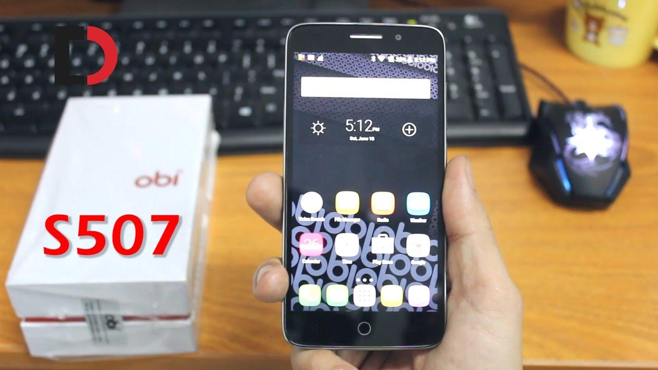 Mở hộp & Đánh giá Obi S507 – Giá rẻ, Cấu hình rất tốt, Camera đẹp