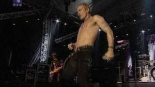 Billy Idol - Rebel Yell, live at Exit, 2006, Serbia, Novi Sad