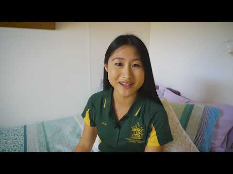 JCU: University Hall Accommodation Tour