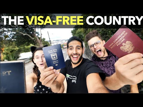 The Visa-Free Country