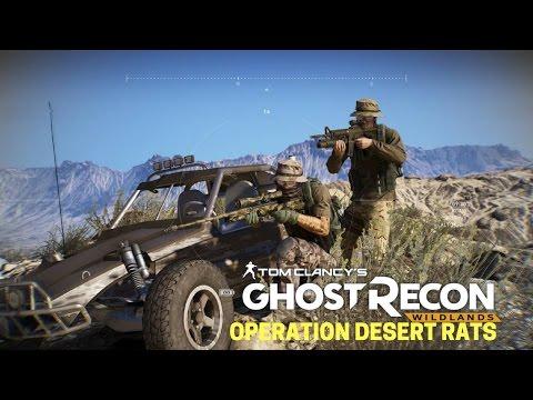 Ghost Recon Wildlands: Immersive Warfare: Operation Desert Rats
