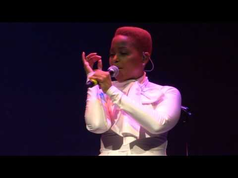 chrisette michele live in DC March 30 2013 Blame it on Me