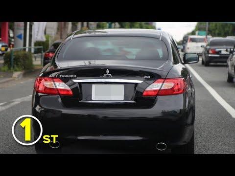 2014 Mitsubishi Proudia / Dignity