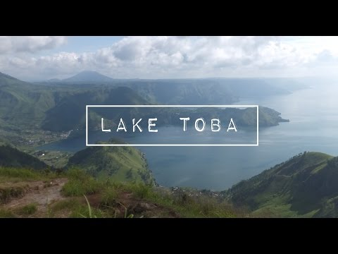 The Beautiful Sights of Lake Toba - INDONESIA