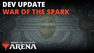 MTG Arena | Developer Update: War of the Spark