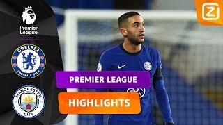 RENTREE VAN ZIYECH! 🥳   Chelsea vs Manchester City   Premier League 2020/21   Sa