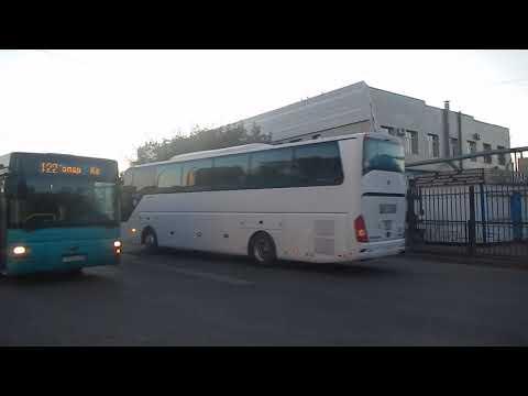 Приезд в Караганду на автовокзал