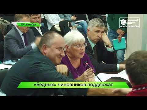 Новости Кирова выпуск 19.09.2019