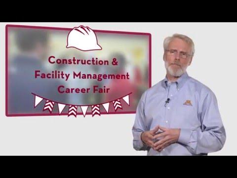 Construction and Facility Management Career Fair