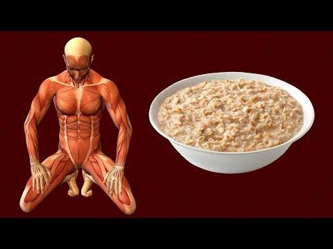 Esto le Pasara a tu Cuerpo, Si Empiezas a Comer Avena Todos los Días.