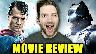 One of Chris Stuckmann's most viewed videos: Batman v Superman: Dawn of Justice - Movie Review