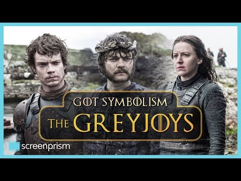 Game Of Thrones Symbolism: The Greyjoys