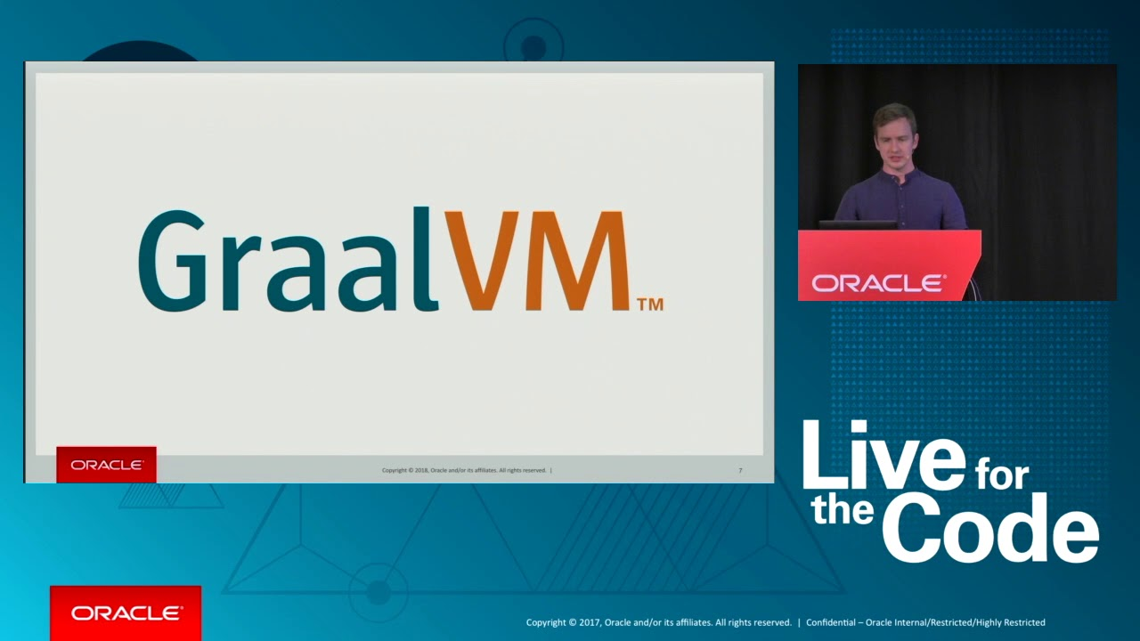 Run Code in Any Language Anywhere with GraalVM : java
