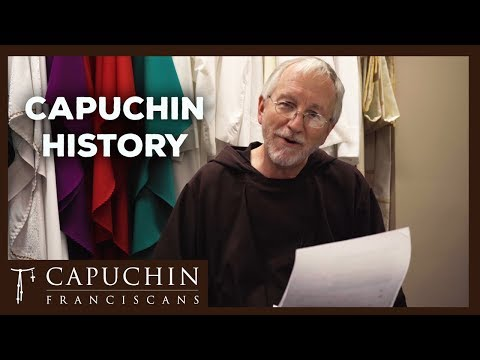 Capuchin History And Charism (Ask A Capuchin) | Capuchin Franciscans