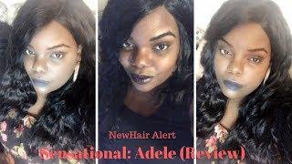 Sensational Lace wig Adele