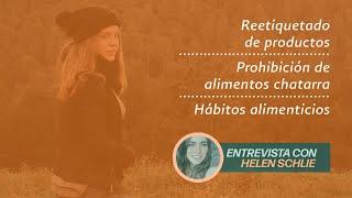 """Nutrióloga Helen Schlie a """"Sana Distancia"""" con César Hernández"""