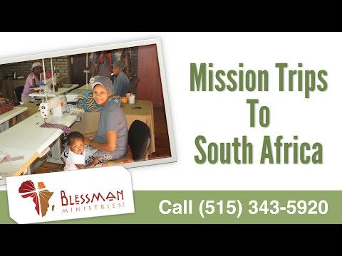 Africa Missionaries - Call us 515-343-5920  South Africa