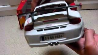 Bburago 1:18 scale Porsche 911 GT3 RS review