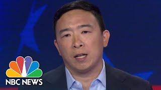 Andrew Yang Explains His Universal Basic Income Plan | NBC News