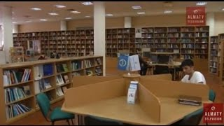 Алматинские истории: Национальная библиотека (29.10.16)