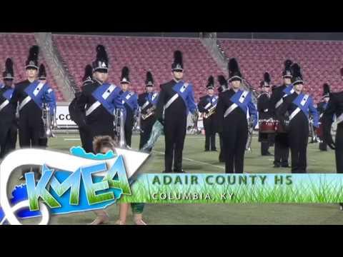 2008 Adair County High School Band