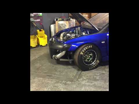 Evans drag evo 2018 first start beanfab Clm motorsports Tristate motorsports