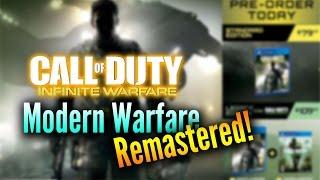 Call of Duty Infinite Warfare and Modern Warfare Bundle? - Black Ops 3 Gameplay