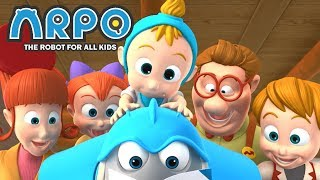 ARPO The Robot For All Kids - Rise Of The Machine | Full Episode | Cartoon for Kids Videos For Kids Video