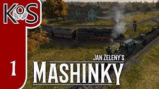 Mashinky Ep 1: THE TRAIN GAME WE