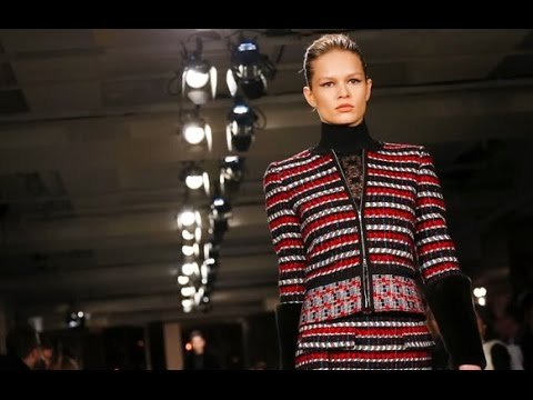 Oscar de La Renta | Fall Winter 2015/2016 Full Fashion Show | Exclusive