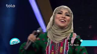 مجموعه آهنگ های صدیقه مددگار در فصل چهاردهم ستاره افغان / Sediqa Madadgar Song Collection