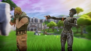 BULLYING NOOBS IN FORTNITE #8